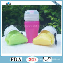 Christmas Holiday Gift 200ml Kid′s Children Cup with Silicone Scu03