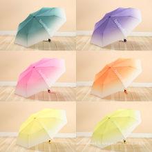 Shenzhen parapluie de cadeau promotionnel pas cher