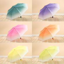 Shenzhen cheap promotional gift umbrella