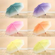 Guarda-chuva de presente promocional barato de Shenzhen