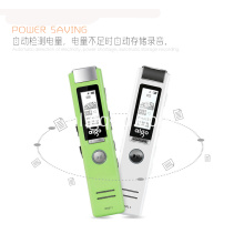 Mini Professional 8GB LCD mp3-speler audio-oproep draagbare voice recorder
