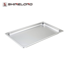 Guangzhou Buffet Equipment Baking Serving Stainless Steel Food Tray