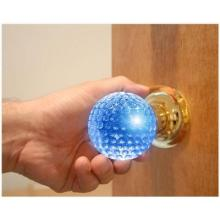 Brass Passive Door Knob with LED Mixing Lighting