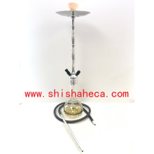 Atacado Grande Qualidade De Alumínio Narguilé Cachimbo Shisha Hookah