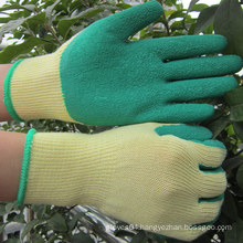 Palm Coated Latex Gloves Garden Rose Gloves Work Glove