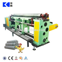 New type chicken wire mesh making machine