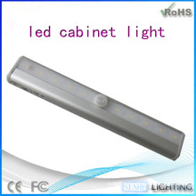 Modern kitchen cabinet light, motion sensor led cabinet light