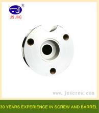 Bimetallic 38CrMoAlA screw and barrel for plastic granulator