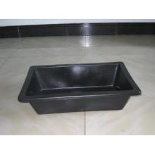 (ZJSMAL-0003) Black Plastic Serving Tray