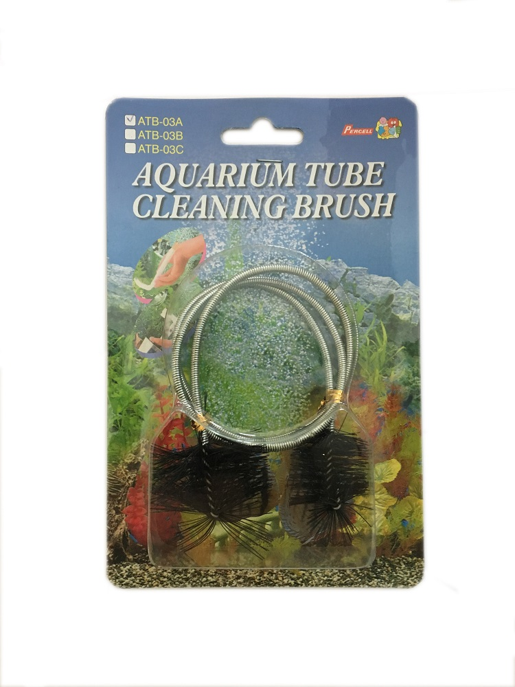 Dual Head Aquarium Tube Brush