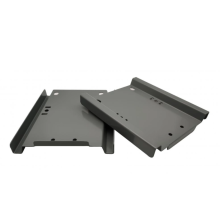 Sheet metal chassis of network cabinet