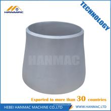 Réducteur concentrique pour raccords de tuyauterie en acier 1060 en aluminium