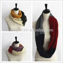 Men Women Fall/Winter Knitted long neck gaiter scarf
