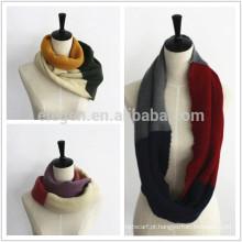 Homens Mulheres Outono / Inverno Malha longo lenço gaiter pescoço