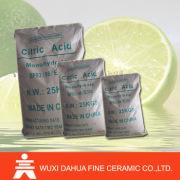 Corn Extract White Crystal Powder Acid Citric