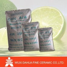Corn Extract White Crystal Powder Acid Citric