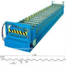Metall-Wellblech-Ummantelung Blechumformmaschine