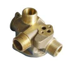 Main Pump Body, Brass Investment Casting