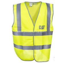 Men's Class 2 ANSI Yellow Safety Vest