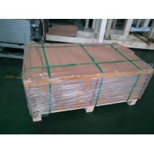 Steifes Haustier-Blatt mit Standardexportverpackung