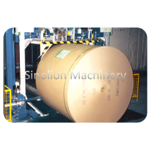 Paper Roll Automatic Strapping Machine