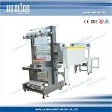 Hualian 2016 Semi-Automatic Sleeve Sealing and Cutting Machine (TF-6540SA+BS-5540M)
