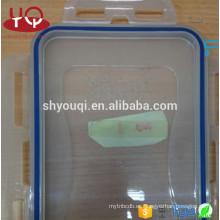 Caucho o Anillo para plástico Recipiente para lonchera Anillas de silicona color alimentario