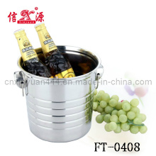 Stainless Steel Champagne Barrel (FT-0408)