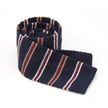 Fast Delivery Custom Design Jacquard Style Knit Neck Tie