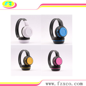 High Quality Bluetooth Over Ear Headphones