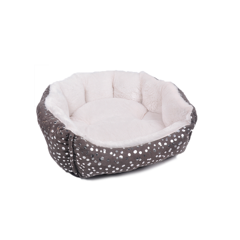 Pet Bed Lounge Mirror Dot
