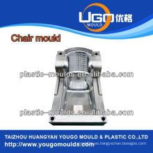 Plastic chair molds China fabricante, molde de plástico de inyección, molde de silla
