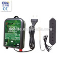 Électrificateur de clôture de protection PV