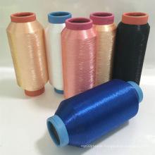 Colorful 30D nylon fdy yarn FDY nylon 30/1F bright monofilament nylon 6 filament yarn for fabric