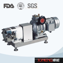 Pompe à liqueur de Rotoray de qualité sanitaire en acier inoxydable