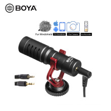 Easy To Use Boya By-Mm1 For Iphone 7 6 S