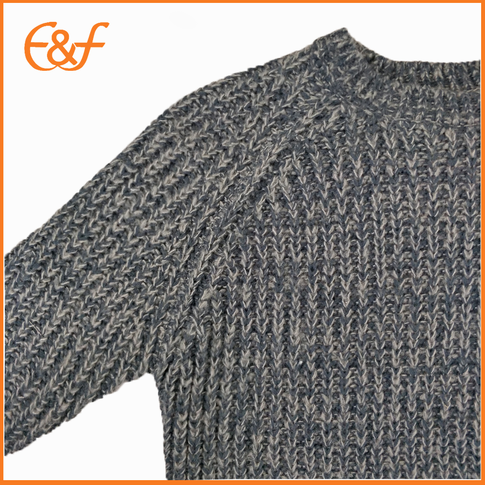 Warm knitwear for men