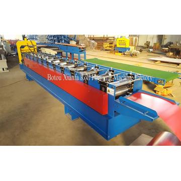 Tile Roof Ridge Cap Roll Forming Machine