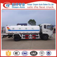 Dongfeng 12000 metros cúbicos camión cisterna de agua para la venta