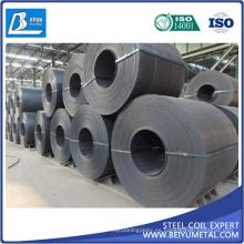 Bobina de acero laminado en caliente HRC SPHC Q235B SAE1008