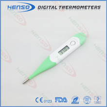 Henso termómetro digital flexible instantáneo