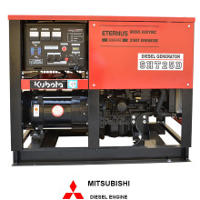 Electric Start Industry Diesel Generator (ATS1080)