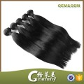 New arrival no shedding raw unprocessed wholesale grade 7a virgin brazilian straight hair weave bundles
