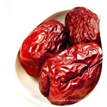 chinesische süße hochwertige rote Datteln