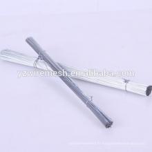 Usine chinoise 18 calibre Fil en fer galvanisé