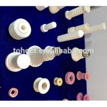 Excelentes piezas aislantes cerámicas de esteatita eléctrica