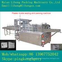 Gsb-220 Hochgeschwindigkeitsautomatische 4-seitige Instruktionsdatei-Siegelmaschine