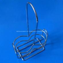 Rejilla para horno de metal de 3 niveles para hornear