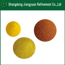 Sulfato Poliférico de Alta Pureza Pfs para Tratamento de Águas Residuais