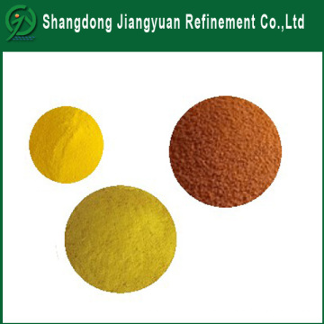 High Purity Polyferric Sulfate Pfs for Waste Water Treatment